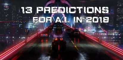 【2018将成为AGI元年】13名专家盘点2017最重要AI事件,预测AGI将取代AI